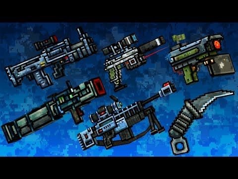 Pixel Gun 3D - Special Forces Super Soldier Weapons Gameplay