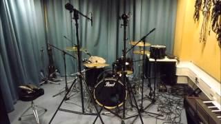 Metal Drum Track #9 200 bpm (NEW TRACK!!)
