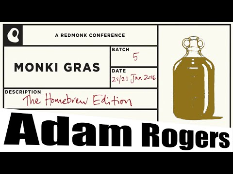 Spinning Out – Adam Rodgers – Deskbeers – Monki Gras 2016