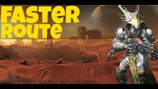 Wolves On Mars Quest! Fastest Route to Archon Priest!
