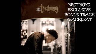 August Alsina- Backseat
