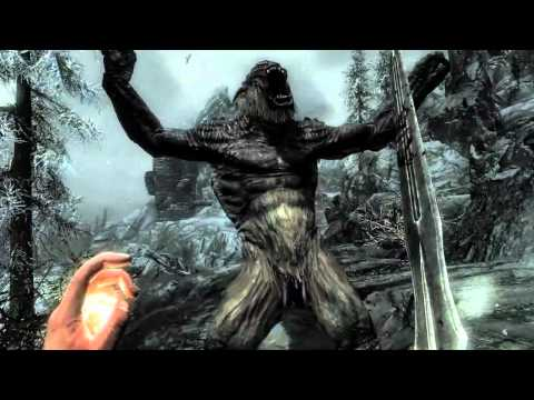 Видео № 0 из игры The Elder Scrolls V: Skyrim - Collector's Edition [X360]