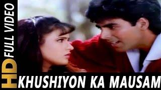 Khushiyon Ka Mausam | Kumar Sanu | Zakhmi Dil 1994