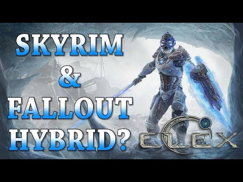 Is Elex Skyrim and Fallout Hybrid? :: ELEX General Discussions