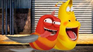 LARVA - ЗАБАВНЫЕ МОМЕНТЫ | Личинка Рейнджеры | мультфильм | мультфильмы для детей Videos For Kids