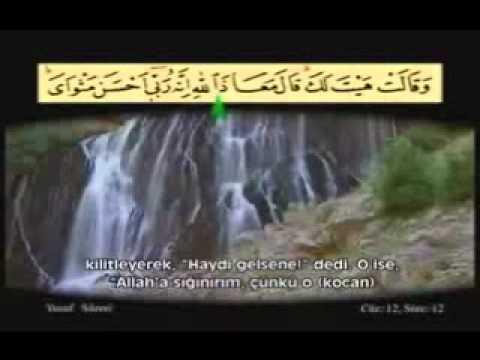 Ahmet El Acemi---Yusuf Suresi-1/4