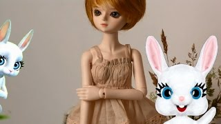 Zoobe Зайка Папа, подари мне куклу!