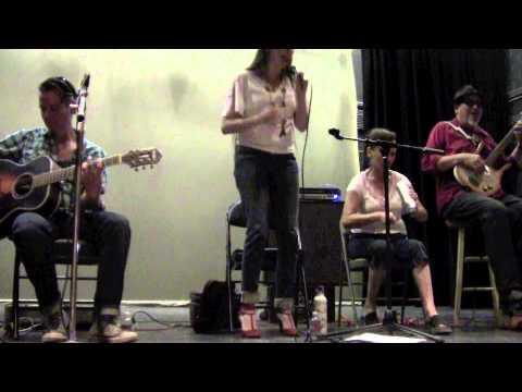 "Sherri Gonzales Trio, ""Up Above My Head"""