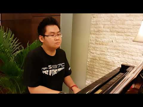 Hati yang terpilih rossa piano