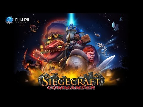 Siegecraft Commander - Release Trailer thumbnail