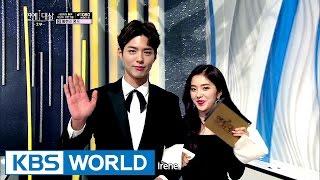 2016 KBS Entertainment Awards | 2016 KBS 연예대상 - Part 2 [ENG/2016.12.27]