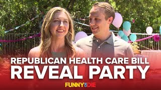 Republican Health Care Bill Reveal Party - Video Youtube