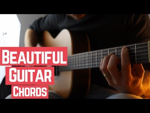 Beautiful Folk Chord Progression on Guitar ... and How to Play it
