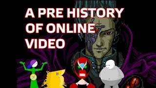 Pre-History Of Online Video