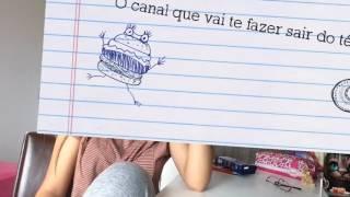 Trailer do VLOG CREATIVITÉ-Paola Oliveira