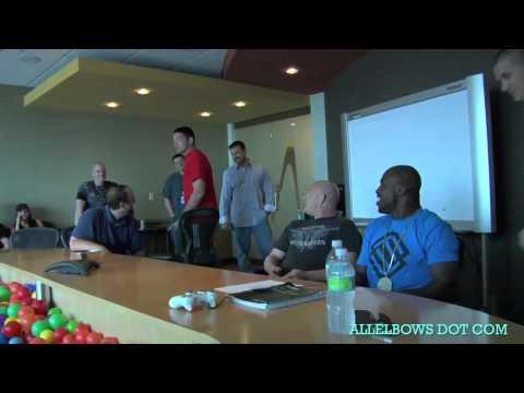 MMA Fighter Mayhem Miller flips out on EA Sports MMA programmers [VID]