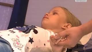 Алина Попова, 7 лет, диффузная ганглиоастроцитома – злокачественная опухоль головного мозга
