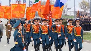 Парад Победы в Казани (9 мая 2017 года)