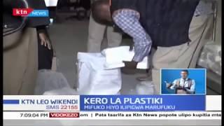 Maafisa wa NEMA waeleza hofu kuhusu biashara ya mifuko ya plastiki