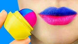 Бальзамы для губ из сладостей — 10 рецептов