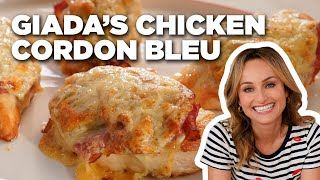 Cook Easy Chicken Cordon Bleu With Giada De Laurentiis | Food Network