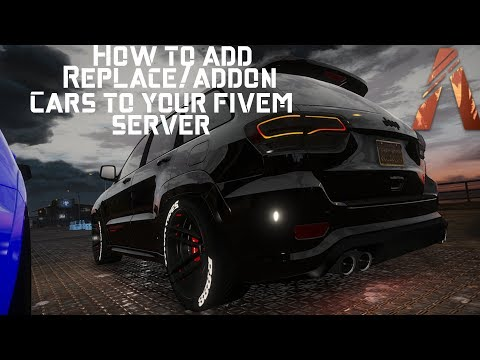 Download How To Install Addon Cars Into Fivem Server Video 3GP Mp4