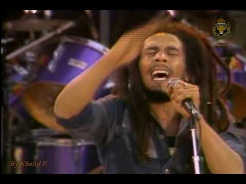 I shot the sheriff - BOB MARLEY - CONCERT -SANTA BARBARA 1979