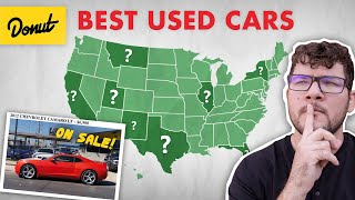 This is the State with the BEST Used Cars