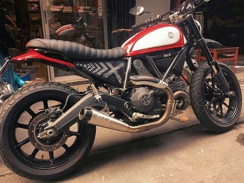 Ducati Scrambler Best 6 Exhaust Sound Akrapovic Zard Sc Project