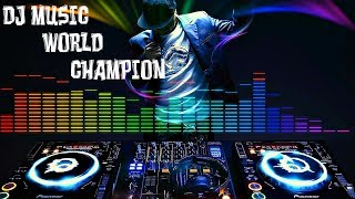 DJ MUSIC WORLD CHAMPION DMC on Gold Turntables !!!