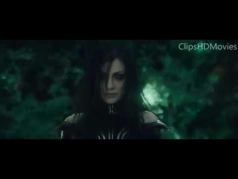 Thor Ragnarok (2017) Thor & Loki Vs Hela  SUB