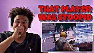 THAT PLAYER WAS STOOPID! | Ceeday - SEASON 711 | REACTION!