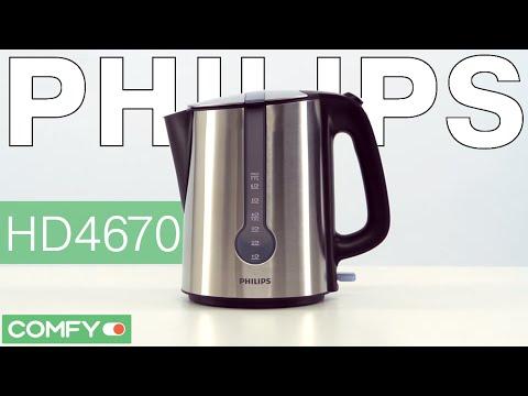 Фото - Электрический чайник Philips HD4670