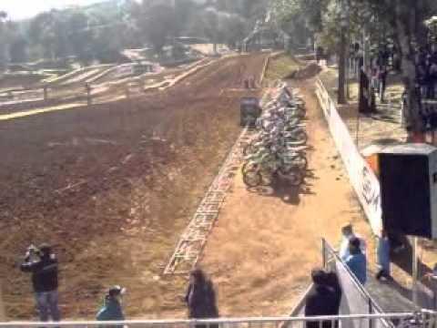 4ª etapa do Paranaense de Motocros em Bituruna-Pr categoria Mx2 250cc