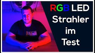 Novostella 20W RGB LED Strahler Review - Die ideale Stream Hintergrundbeleuchtung