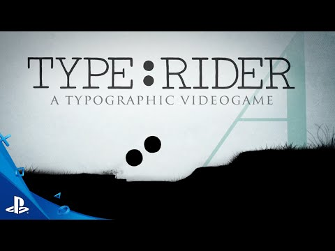 Type:Rider - Launch Trailer | PS4, PSVita thumbnail