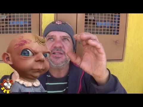 Repórter do Mato trocando uma ideia com o Mano Salgueiro que estava Desaparecido o pior de tudo é o Repórter do Mato Querendo falar na gíria  da Favela kkkkkkkkkk