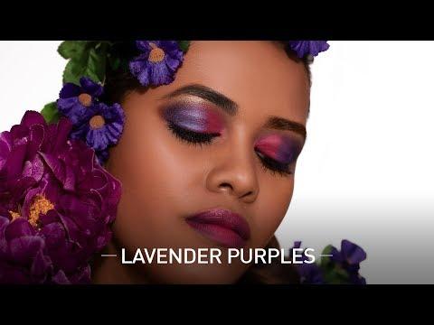 Lavender Purples with Ruchita