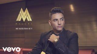 Me Gusta Todo De Ti (Audio) - Maluma (Video)