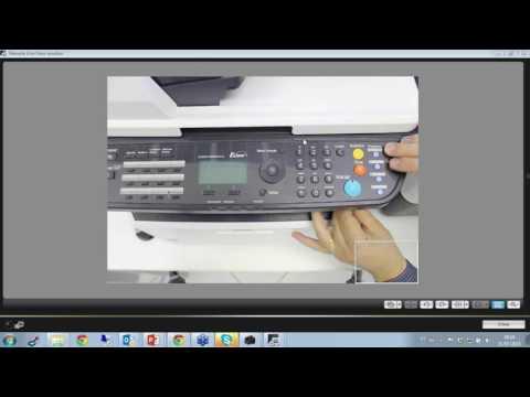 Kyocera firmware Atualizaçao pelo KM Netviewer - Rainefer