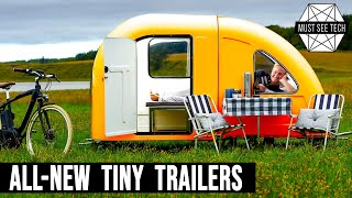10 New Smallest Trailers With Unlimited Camping Potential In 2021