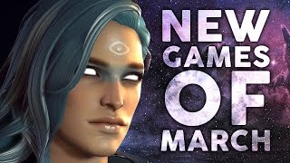 Top 10 NEW Games of March 2017