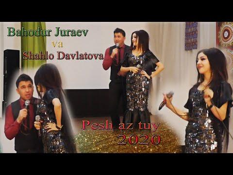 Баходур Чураев ва Шахло Давлатова - Наврузи