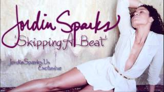 Jordin Sparks - 'Skipping A Beat' (Audio)