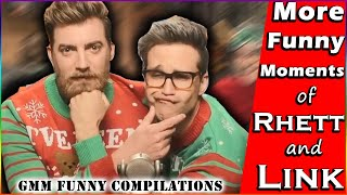 More Funny Moments of Rhett and Link - GMM Funny Compilations - That'Z Funny