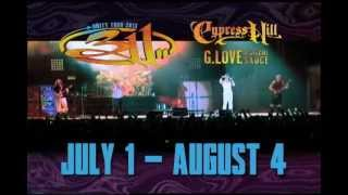 UNITY TOUR 2013: 311, CYPRESS HILL & G LOVE