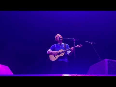 Way to Break My Heart  - Ed Sheeran - Royal Haymarket Theatre 14/07/19