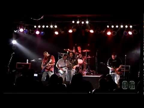 True Rollin' Stone - 8 Foot Grimiss - CD Release Night #1