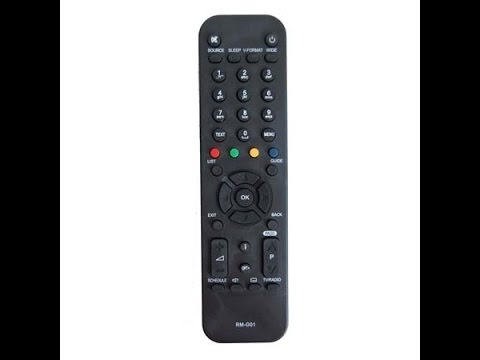 Replacement Remote Control for Humax RM-E06, RM-F01, RM-F04, RM-G01, RME06,