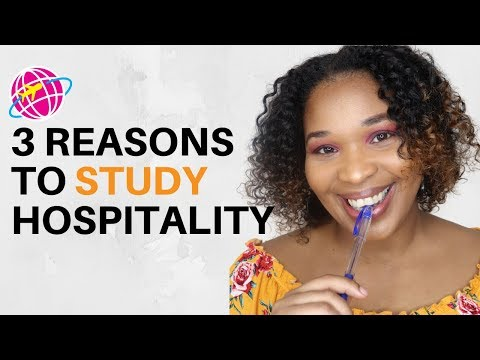 Why Study Hospitality Management | Hospitality Jobs